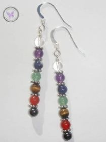 Classical Chakra Earrings